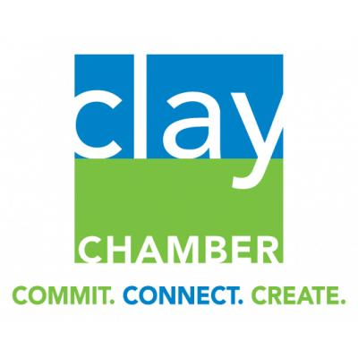 Clay County Chamber of Commerce logo