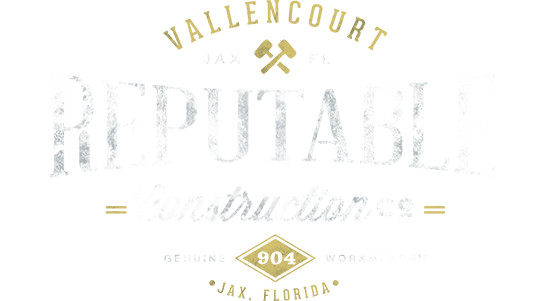 Vallencourt: Reputable Construction Co, Jacksonville, Florida